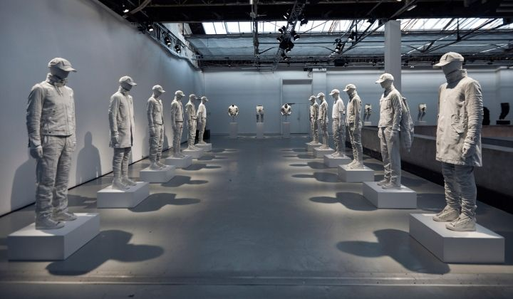 G-Star RAW exhibition by Aitor Throup, Paris – France » Retail Design Blog