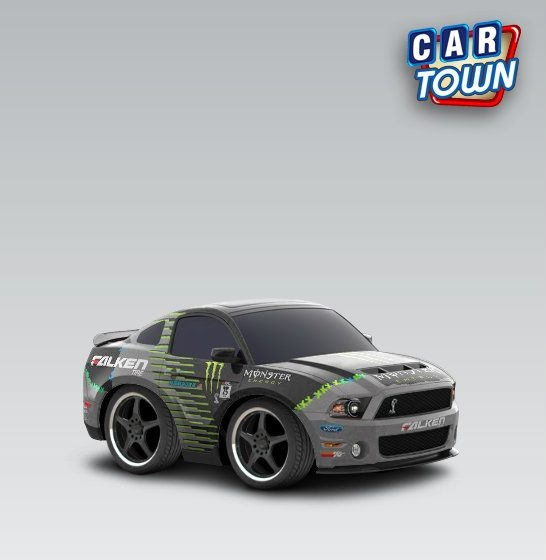 Ford Shelby GT500 2011   Formula Drift
