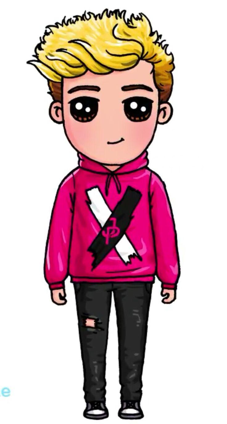 Jake paul-Draw So Cute
