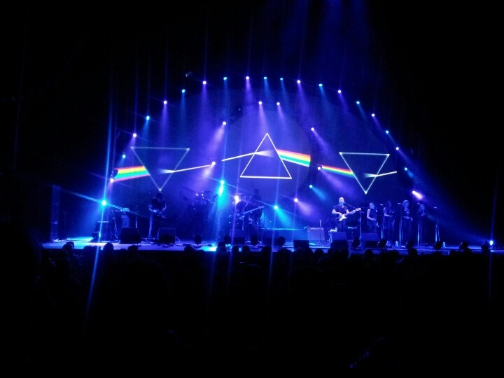 Brit Floyd en concert, Dark Side of the Moon magic, live!