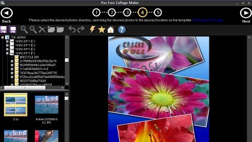 Photo Editor: POS FREE COLLAGE MAKER v1.01 Crack Free Download with cracks-full.com | It can edit your Photos.You can download here its patch