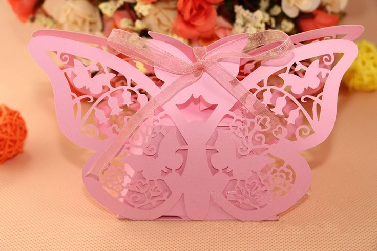 2015 new arrival Candy Box Butterfly Laser cut Wedding Party Favor box heart wedding box party candy box gift -in Other Holiday Supplies from Home & Garden on Aliexpress.com | Alibaba Group