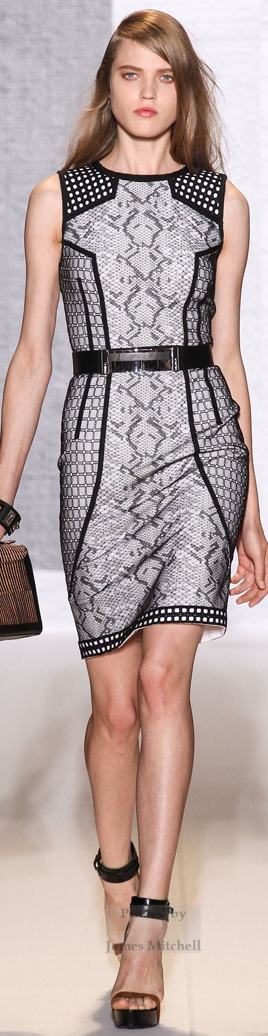 Andrew Gn Spring 2014 Ready-to-Wear