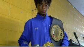 """<p>PEARL, MS (Mississippi News Now) - Keedric """"The Ghost"""" White, is not someone you wanna mess with.</p><p>Over the weekend, the 14-year-oldtook a huge step in his boxing career, win"""