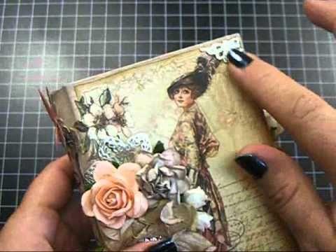 A Ladies Diary Box & Mini