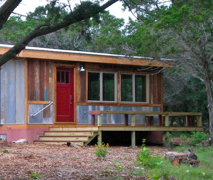 Reclaimed Space Prefab Cabins Cabins Pinterest