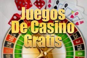 Juegos de casinos tragamonedas gratis nuevas