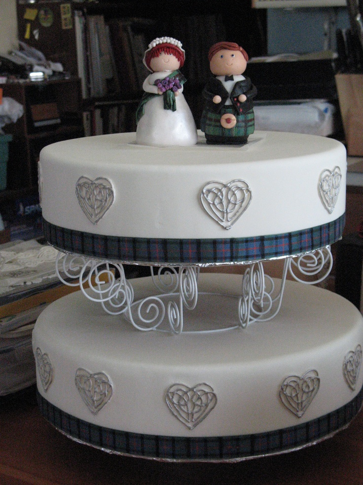 best wedding cakes the knot 49 best scottish themed weddings images on 11689