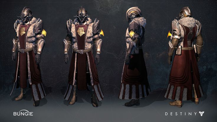 This is the Ironlord Warlock armor set for Destiny: Rise of Iron. I had a blast working on this. Huge shout out to everyone on the character team!   Rise of Iron Trailer - https://www.youtube.com/watch?v=EFTn6jQk338 Iron Gjallarhorn Trailer - https://www.youtube.com/watch?v=s0h7Oc4PGcw