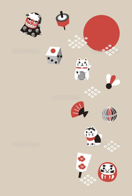 Illustration Japan