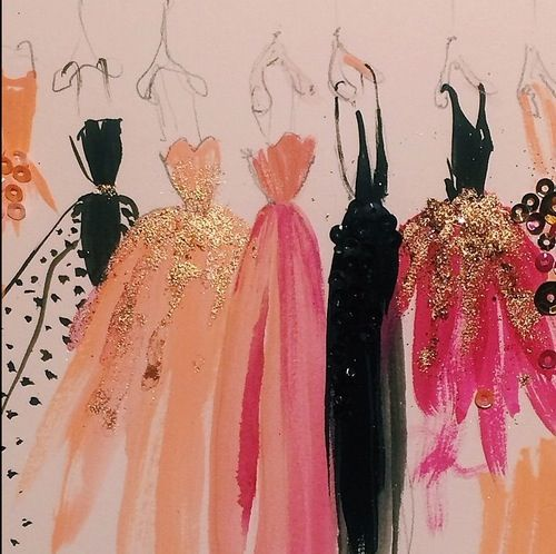 10 Fashion Illustrators to Follow on Instagram Right Now