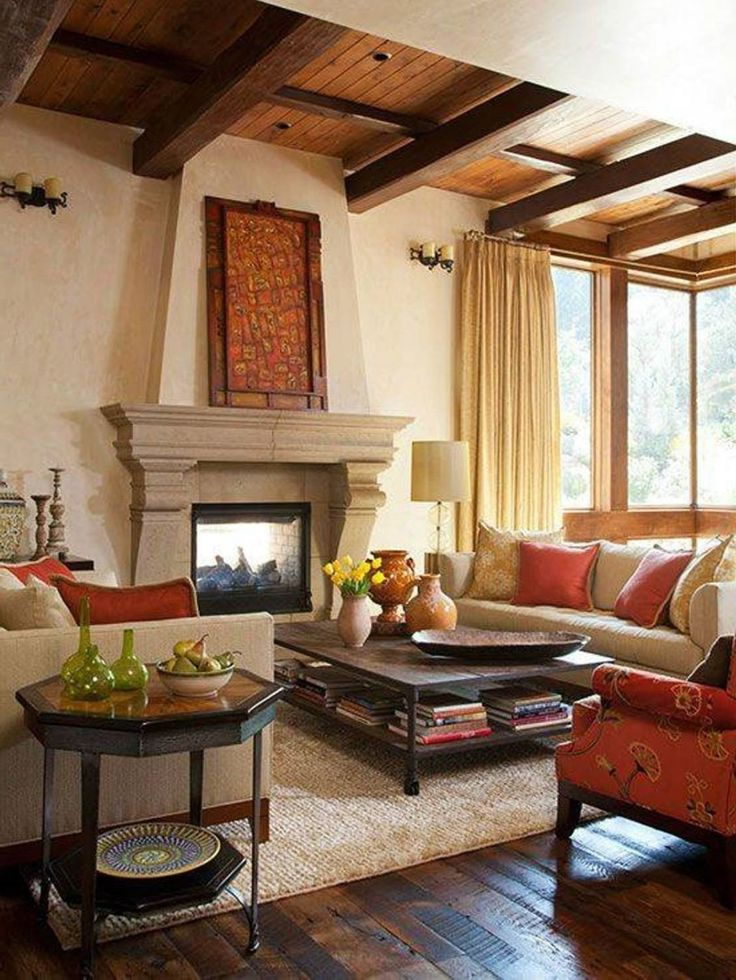 1000 ideas about tuscan living rooms on pinterest - Tuscan style decorating living room ...