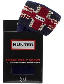 Hunter Original Brit Cuff Welly Sock | Piperlime