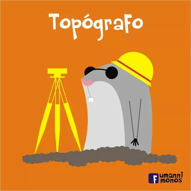 #Topográfo