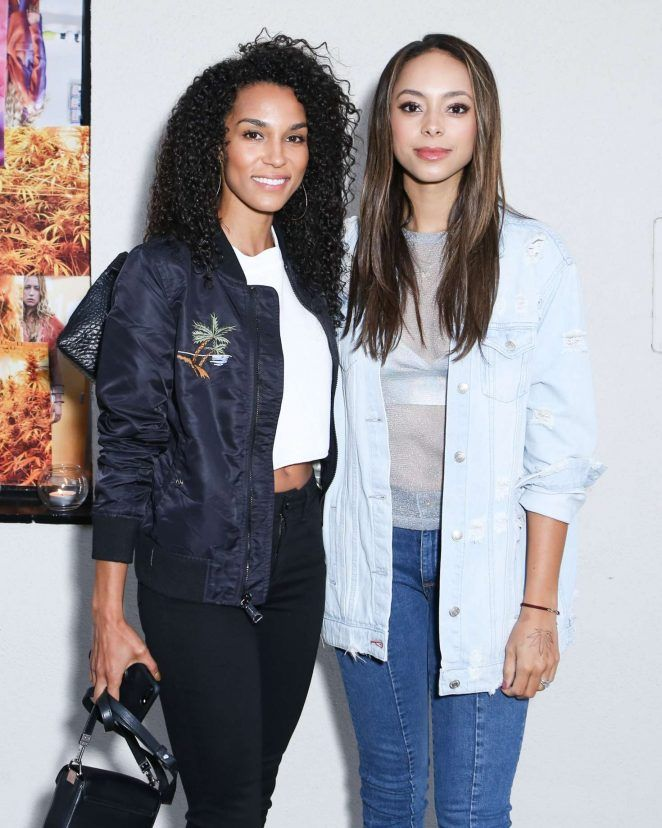 Amber Stevens West - Creatures of the Wind and System Magazine Party in LA