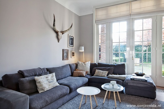Property Apeldoorn, Sprengenweg North  window treatment