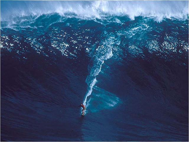 Sempre gostei de ondas...