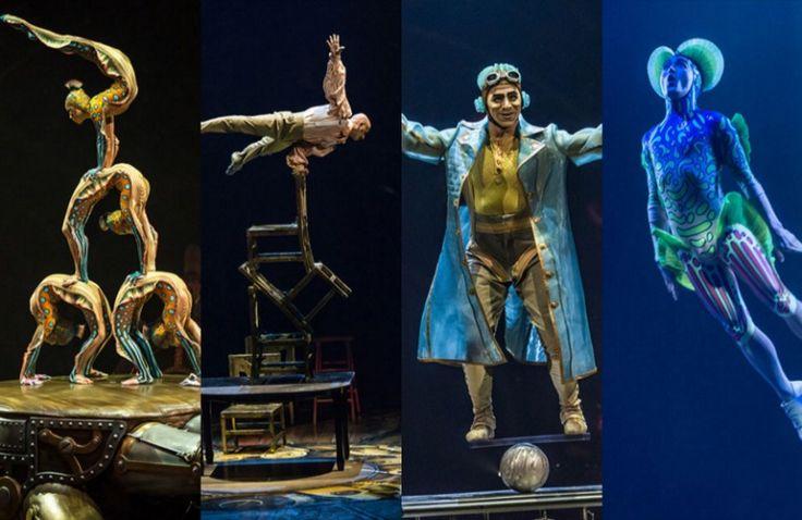 Kurios de Cirque Du Soleil en California