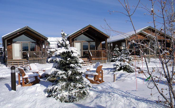 If you're taking a dream trip to Yellowstone then why not stay in a cabin? These are our favorite Yellowstone cabin rentals for your next vacation.