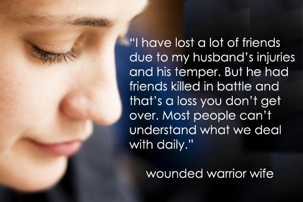 Learn more about our wounded warrior wives program: www.woundedwarrio...
