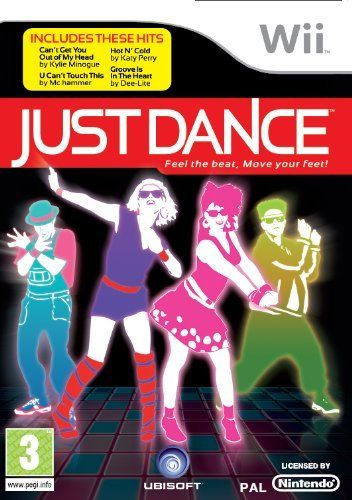 """At school we are required to exercise with the kids for 5 min each hour. Thank you """"Just Dance!"""" Love this game and YouTube for having videos the kids love to get MOVING! :)"""