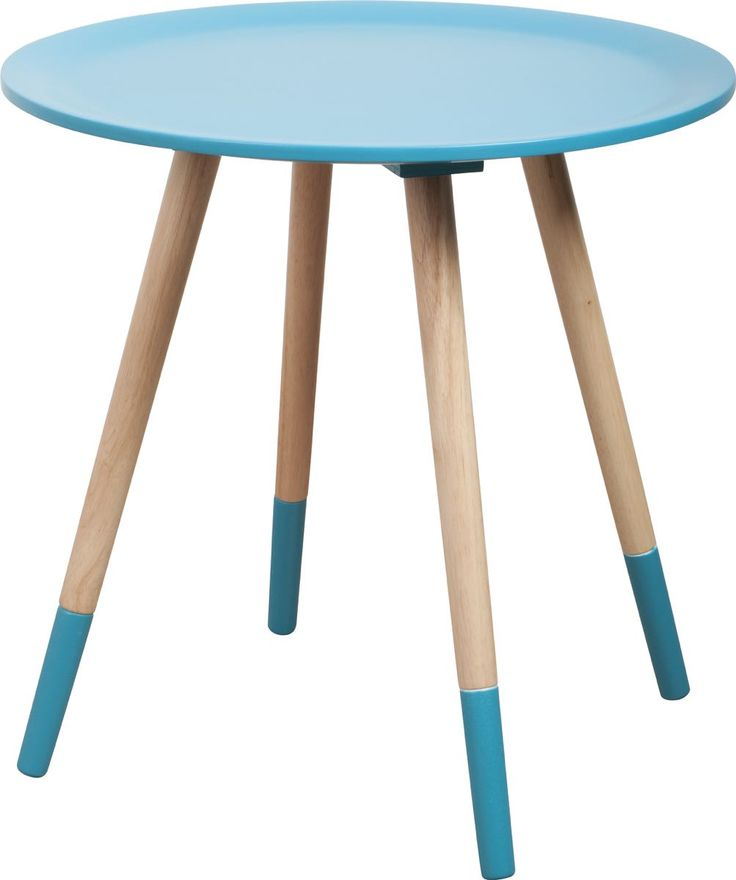 #Masa din lemn in doua culori model Two Tone