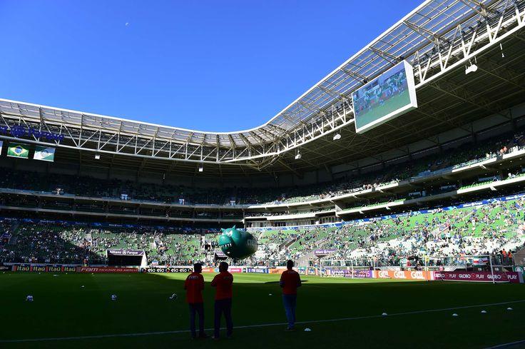 Palmeiras x Atlético-MG: ingressos para palmeirenses estão esgotados #globoesporte