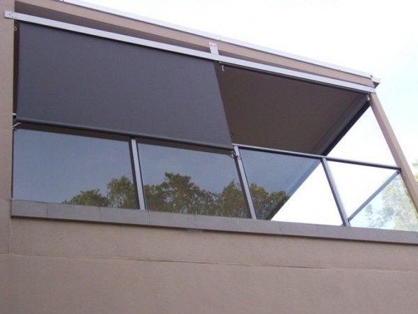 Straight Drop Awnings Gallery - Image Blinds