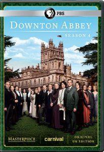 Masterpiece: Downton Abbey Season 4 DVD (U.K. Edition)