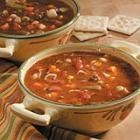 Allrecipes.com  found this great recipe for hamburger Minestrone-I added sausage along with the hamburger...It was GREAT