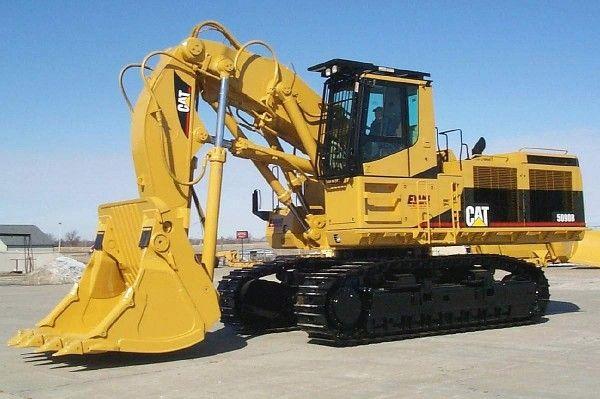 Cat Crawler Excavator