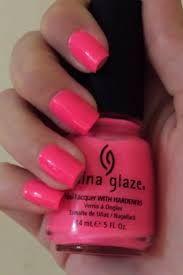 Výsledek obrázku pro růžové nehty