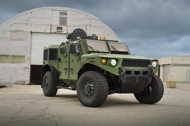 軍用車両ハンヴィーの後継機にスバルの水平対向ボクサー+αのハイブリッドエンジンが搭載される