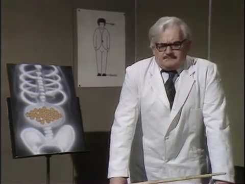 The Two Ronnies - Hello, I'm A Doctor (1975)