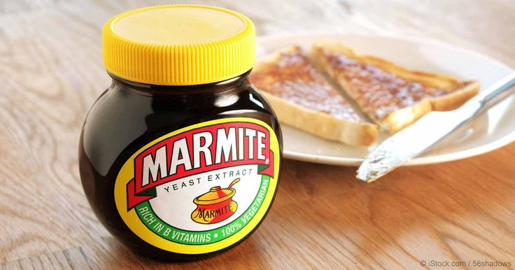 Marmite has been found to contain nutritional components proven to boost brain power, protect against antibiotic-resistant superbugs and more. http://articles.mercola.com/sites/articles/archive/2017/04/17/marmite-boosts-brain-function.aspx