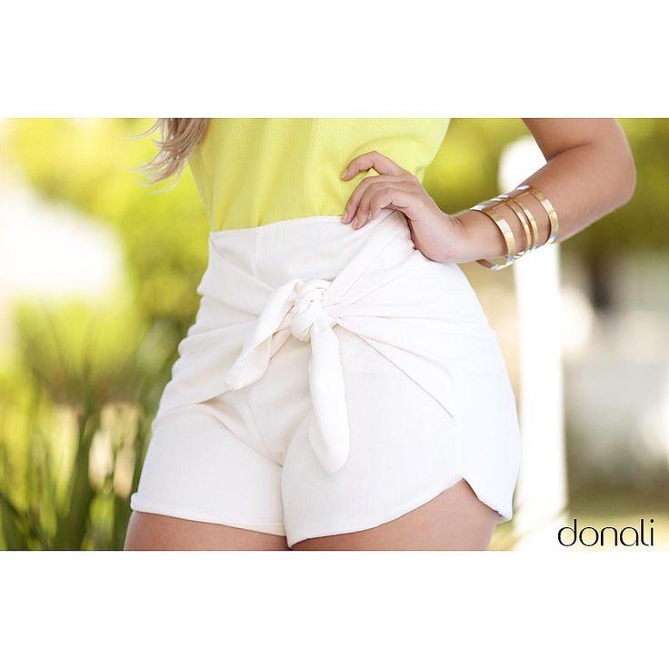 "720 Likes, 27 Comments - Donali ♥♥♥ ~ ATACADO (@donalibrand) on Instagram: ""Um zoom no short nozinho  {perfeito}"""
