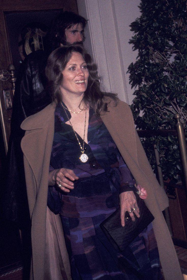 Faye dunaway network - Faye Dunaway 1977 For Network