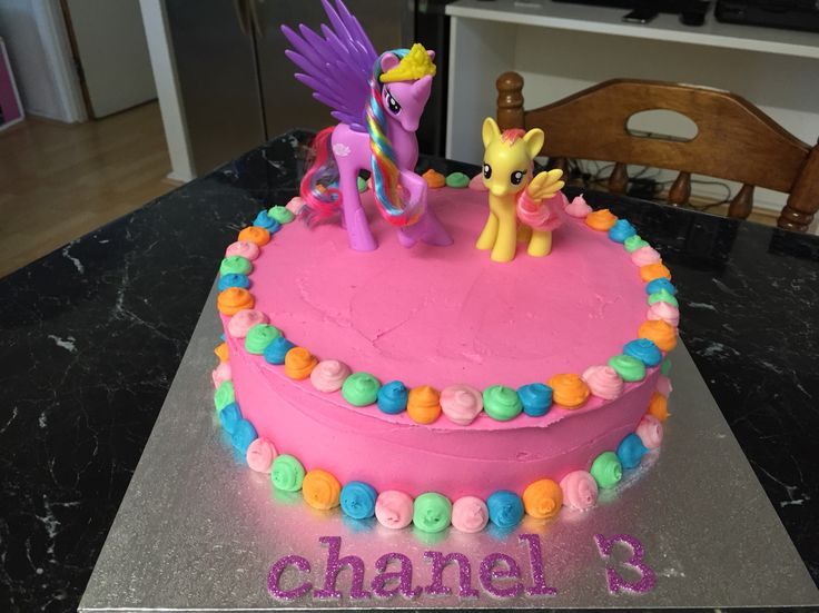 My Little Pony Birthday Cake Easy Diy My Little Pony Birthday Cake