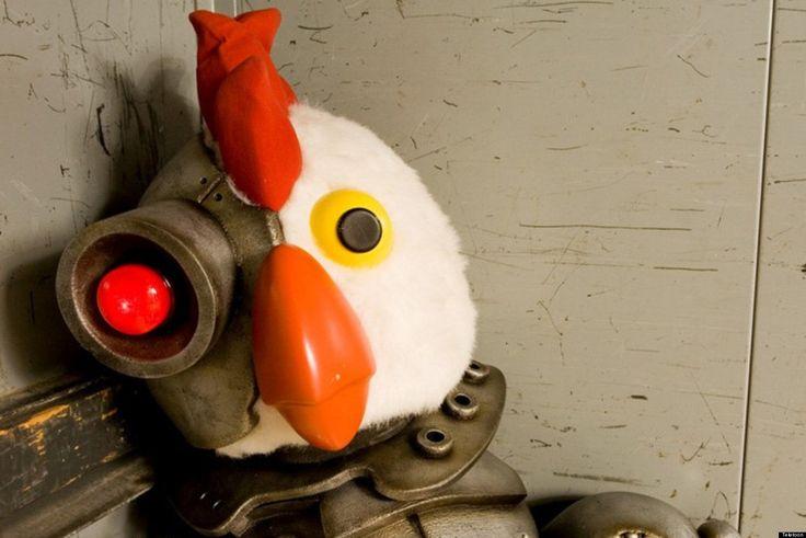 ◈ Robot Chicken ◈