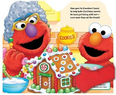 Elmo's Christmas Hugs (Media Tie-In) (Board) by Matt Mitter