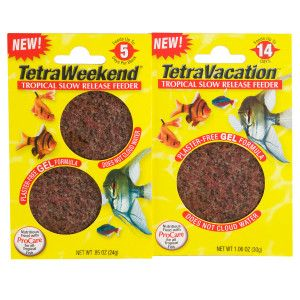 Tetra Slow Release Feeders for Tropical Fish - PetSmart