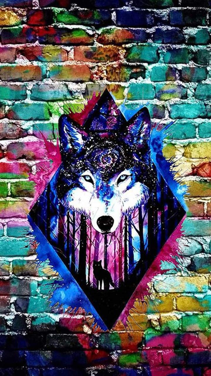 Graffiti Wolf Graffiti Wallpaper Graffiti Graffiti Art