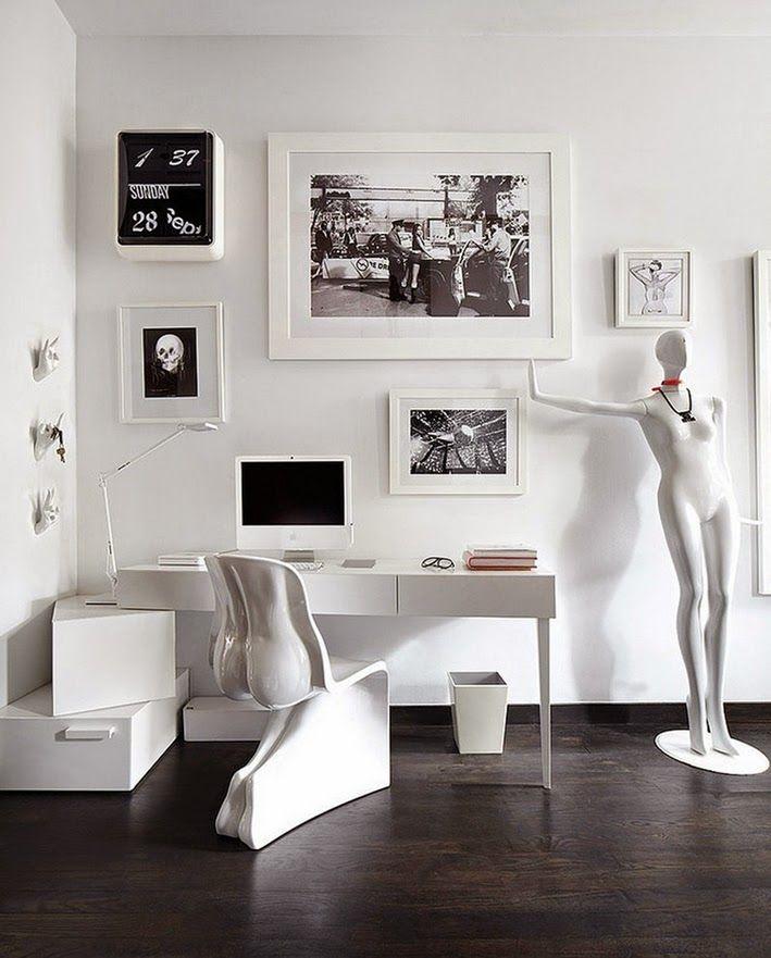 Best Enterijer Interior Design Ideas Images On Pinterest - Cool apartment ideas blending wood black white interior design decor