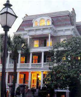 Battery Carriage House  Charleston, South Carolina   Circa 1843 - room 10 please!