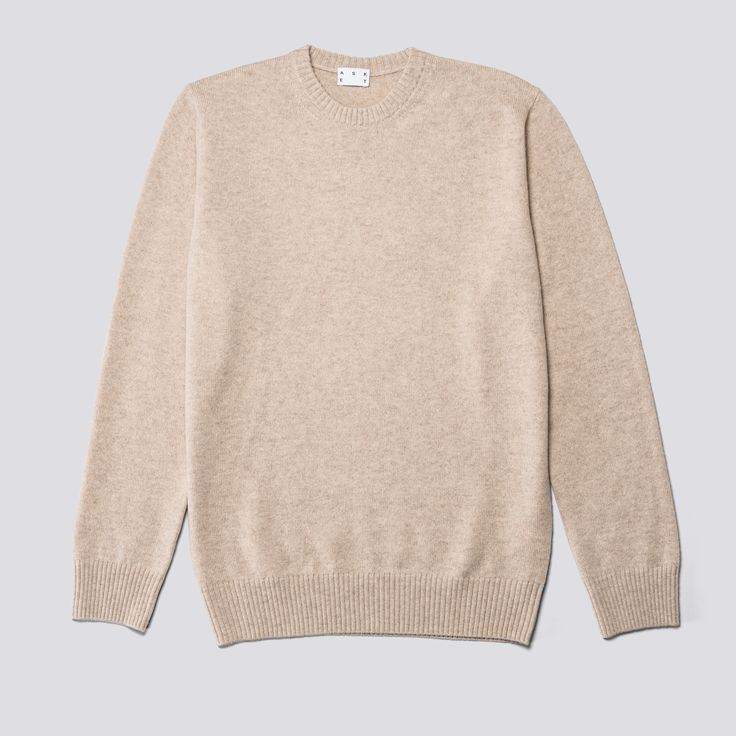 14 best The ASKET Cashmere Sweater images on Pinterest | Cashmere ...