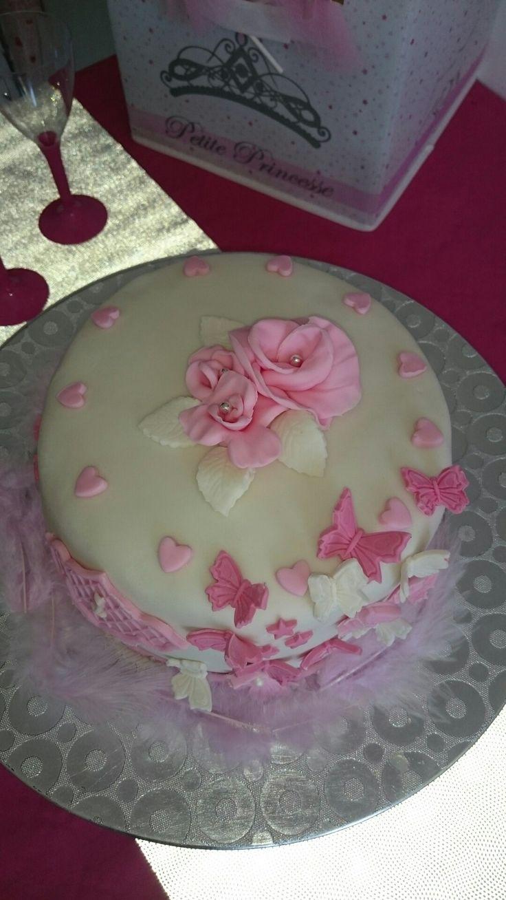 Gâteau anniversaire un an