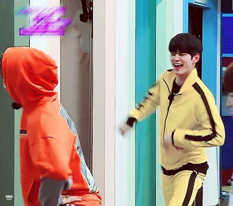 Wanna One Go Zerobase ep.5 #Daniel #OngSeongWoo #OngNiel