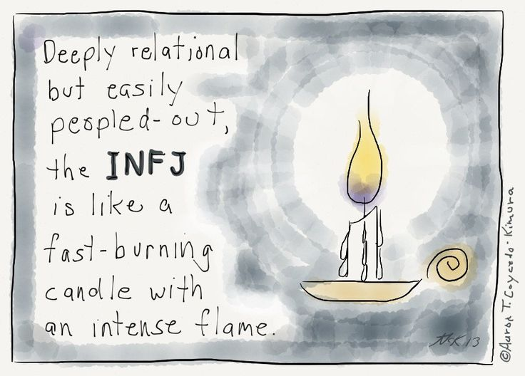 24 Thoughtful Cartoons That Introverts (Especially INFJs) Will Relate To
