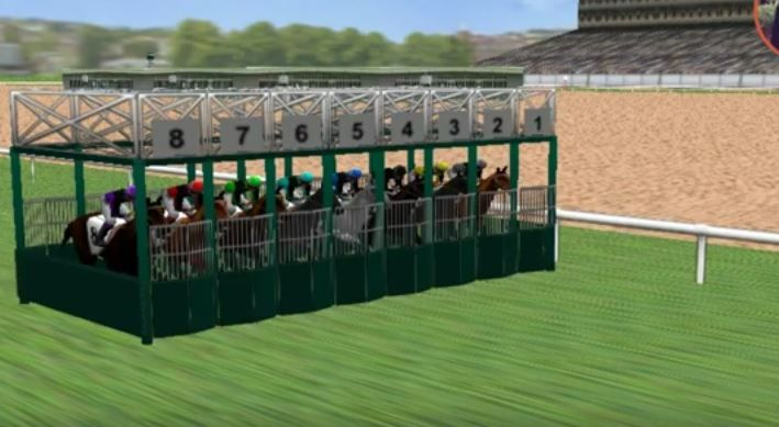 Virtual Horse Racing 3D Reskin Package