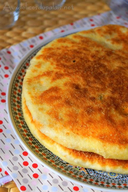 Galette stuffed with tuna and vegetables
